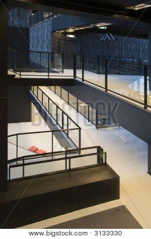 Modern Public Interior