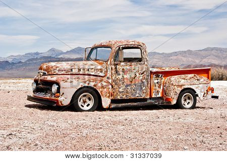 Old Truck 1