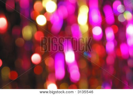 Abstract Celebration