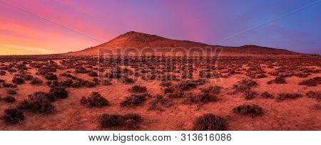 The Arid Beauty of Outback Australia