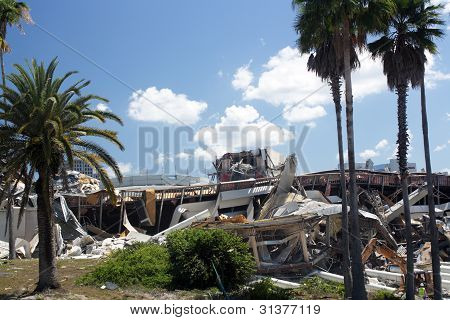 Orlando Amway Arena Demolition (14)