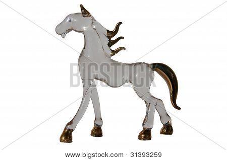 Glass Horse.