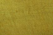 close up of the golden fabric texture poster