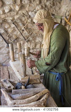 Palestinian Carpenter