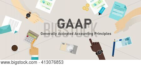 Gaap Generally Accepted Accounting Principles Compliance Report