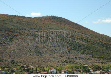 Medugorie. Mt Krizevac.