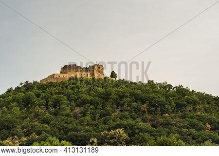 Hambach Castle Near Neustadt An Der Weinstrasse, German Wine Route, Palatinate, Rhineland-palatinate
