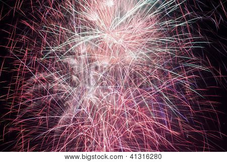 Thirty Seconds Of Fireworks