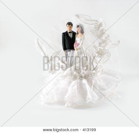 Hochzeitstorte Dekoration