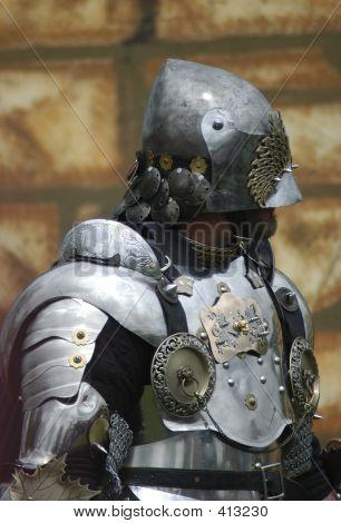 Menschen mittelalterlichen Ritter