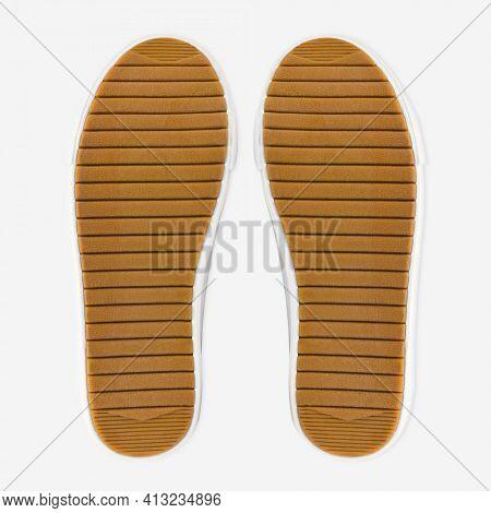 Brown shoes sole footwear fashion