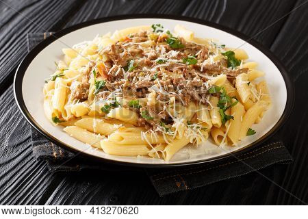 La Genovese The Meat And Onion Sauce Of