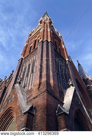 The Queen Of The Rosary Church, Budapest, Hungary