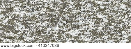 Himalayan Digital Camouflage, Highly Sophisticated Camouflage Pattern To Destroy Visibility From Dig