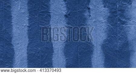 Indigo Shibori Tie Dye. Sky Abstract Ethnic Background. Sky Hand Drawn Spots. Seaside Ethnic Ornamen