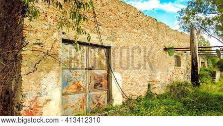 Old Building Ruin
