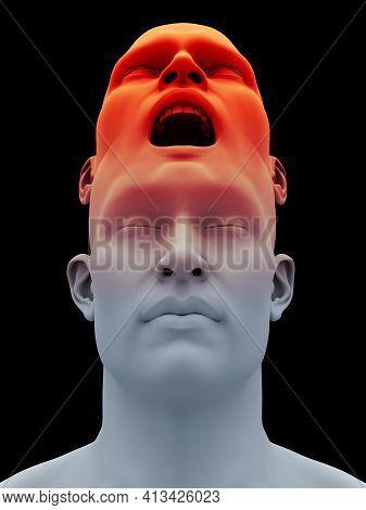 Disquiet Mind
