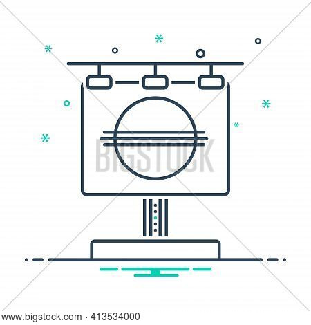 Mix Icon For Advertising-campaign Advertising Campaign Marketing Billboard