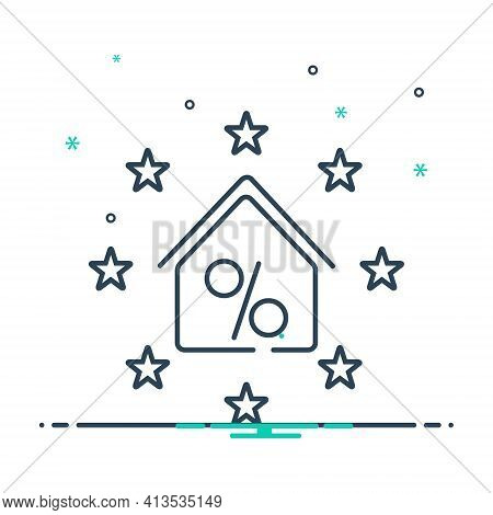 Mix Icon For Real-estate-discount Real Estate Discount Exemption Concession Property