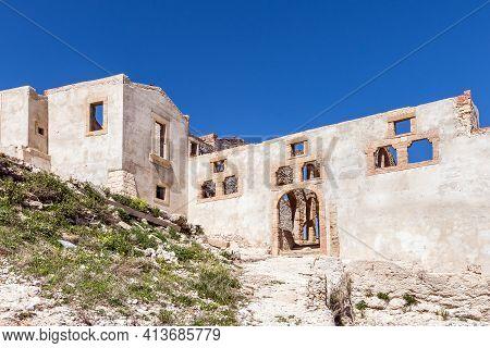 Ancient Tuna Fishery - Syracuse Sicily. Santa Panagia