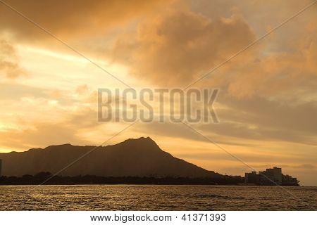 Sunrise At Diamondhead