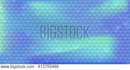 Gradient Background. Holographic Texture.gradient Scales For Banner Design. Iridescent, Background.