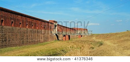 Historic Fort Clinch State Park, Amelia Island Florida