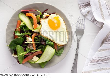 Delicious Hearty Breakfast