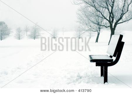 Saison Winterschnee
