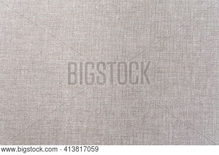 Flax Fabric Texture. Large Seamless Fabric Texture Background. Linen Canvas Background Textile Textu
