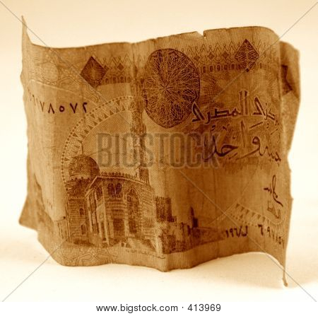 arabic money poster