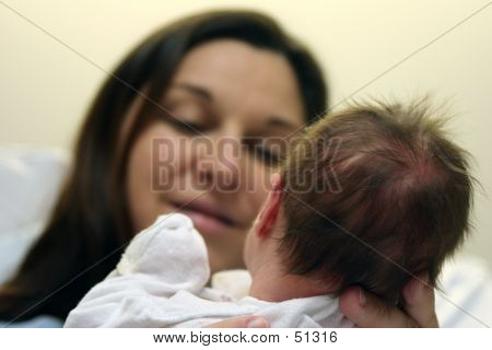 See The Baby - Baby In Focus