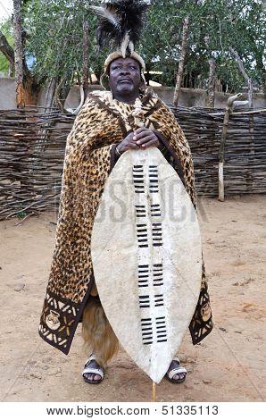 The Great Zulu King