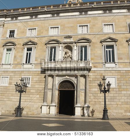 Government Office Address Of Catalonia
