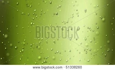 Lime Juice Bubbles Air
