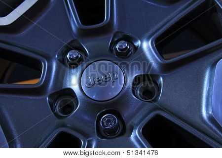 Jeep Off Road Vehicle Wheels