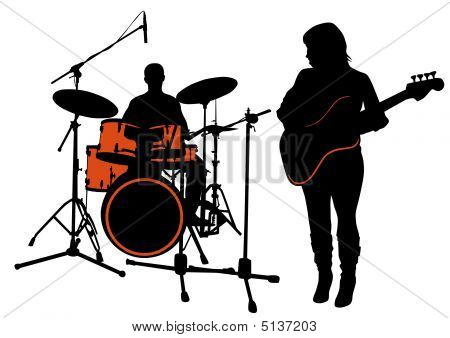 Bass And Drums
