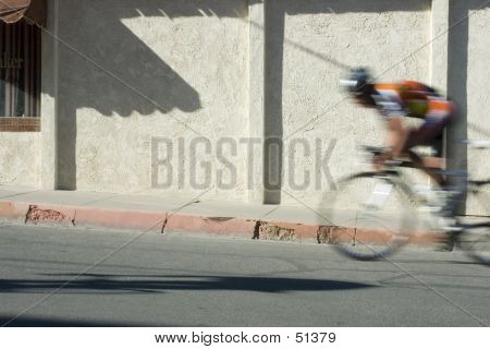 Cyclist - Criterium Race