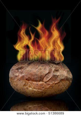 Hot Potato concept