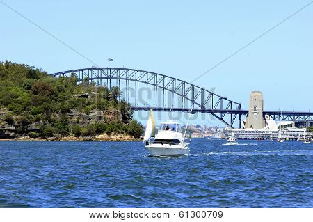 Harbour Sydney Australia