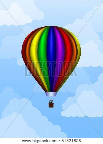 Balloon At Daytime