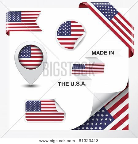 Made In The Usa Collection