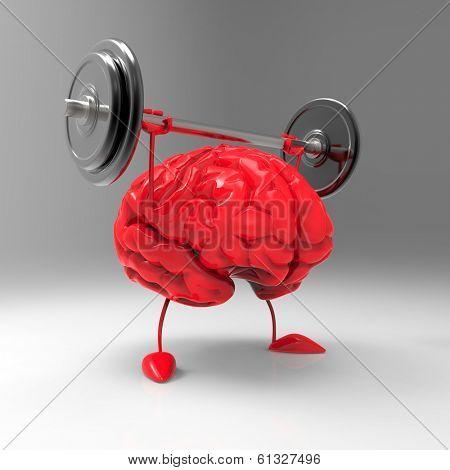 Strong brain