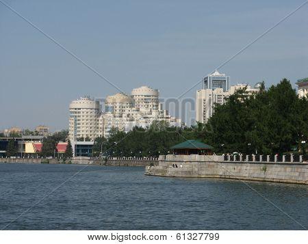 Ekaterinburg Quay