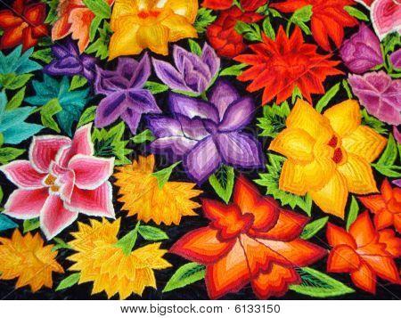 Flowers from Oaxaca