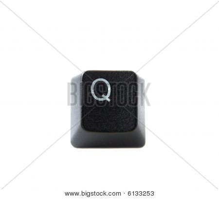 Keyboard Letter Q