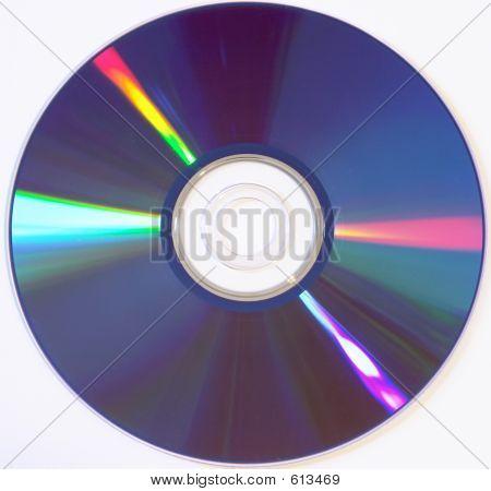 DVD digital video disk poster