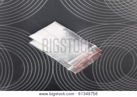 Cocaine In Package