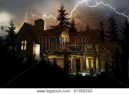Lightning Home Protection