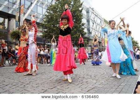 Prague Folklore Festival
